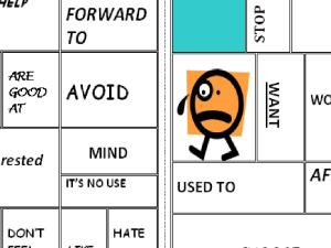 Gerunds&Infinitives game