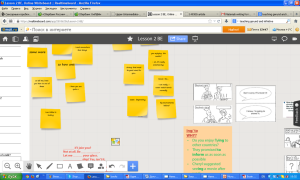 using Realtimeboard for teaching English online
